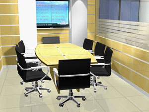 Conference Room Conceptualised